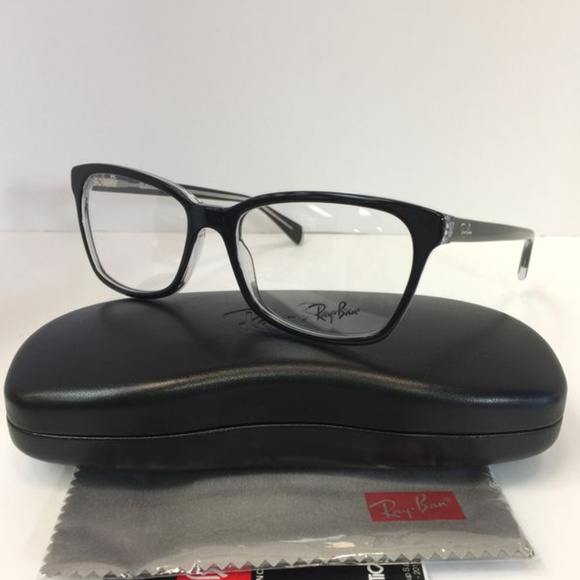 Ray-Ban Other - Ray-Ban RB 5362 2034 Black Eyeglasses